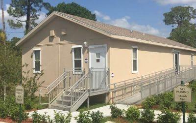 Faith Baptist Church Modular Building