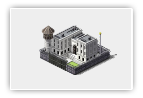 Modular Prison Buildings - Administrative Offices, Work Areas, Counseling Rooms, Living Quarters, Dormitories / Cells, Medical Treatment Rooms and much more